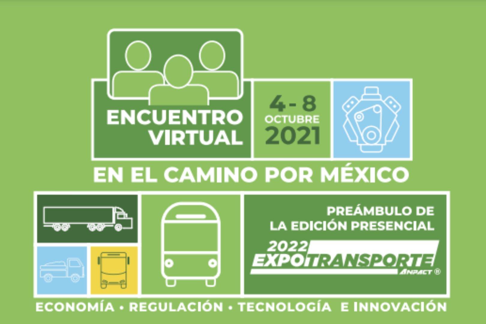 Encuentro Virtual Expo Transporte ANPACT