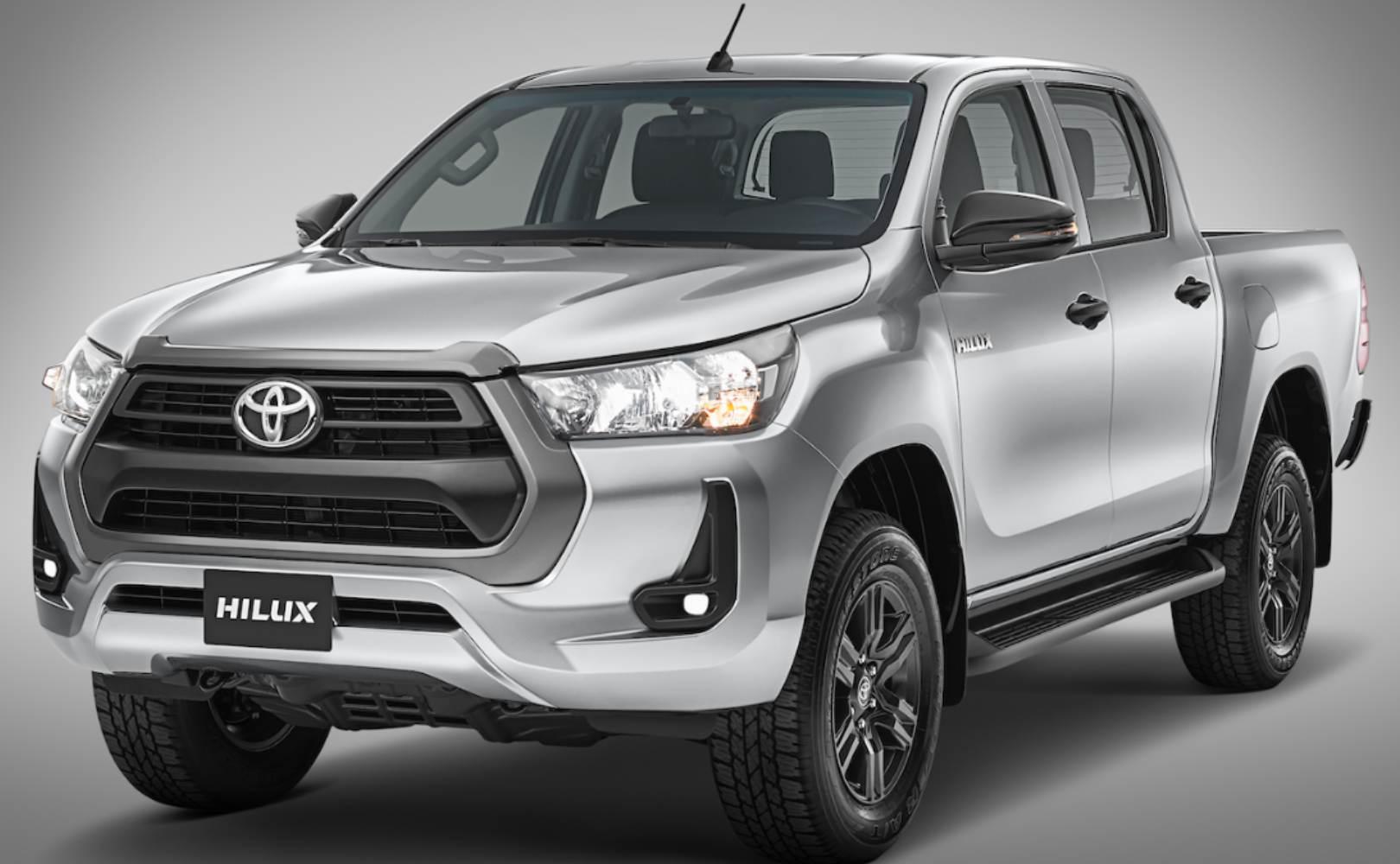 Toyota Hilux Evolución