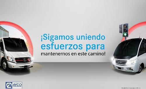 Mercedes-Benz Autobuses AYCO