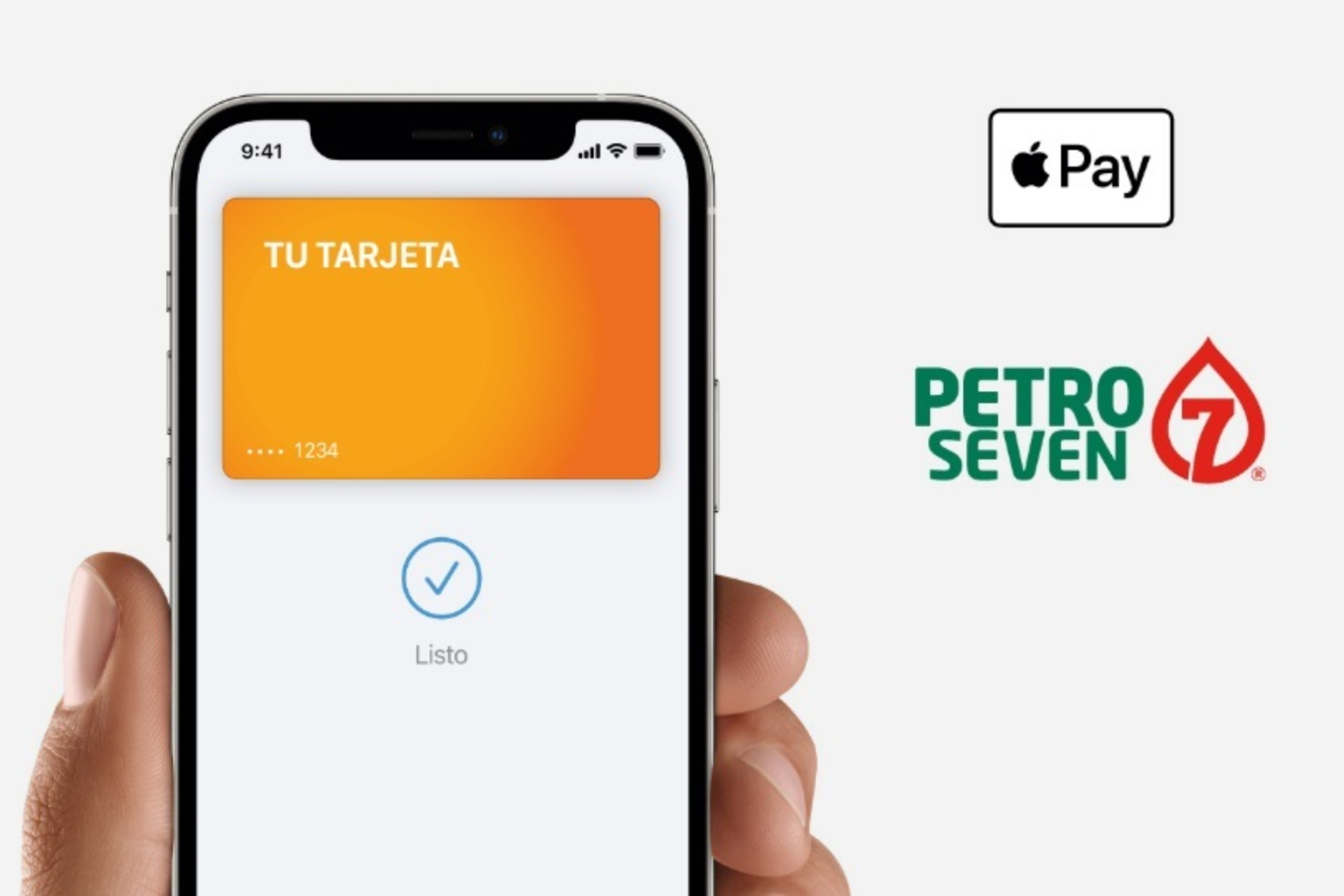 Petro Seven Apple Pay Gasolineras