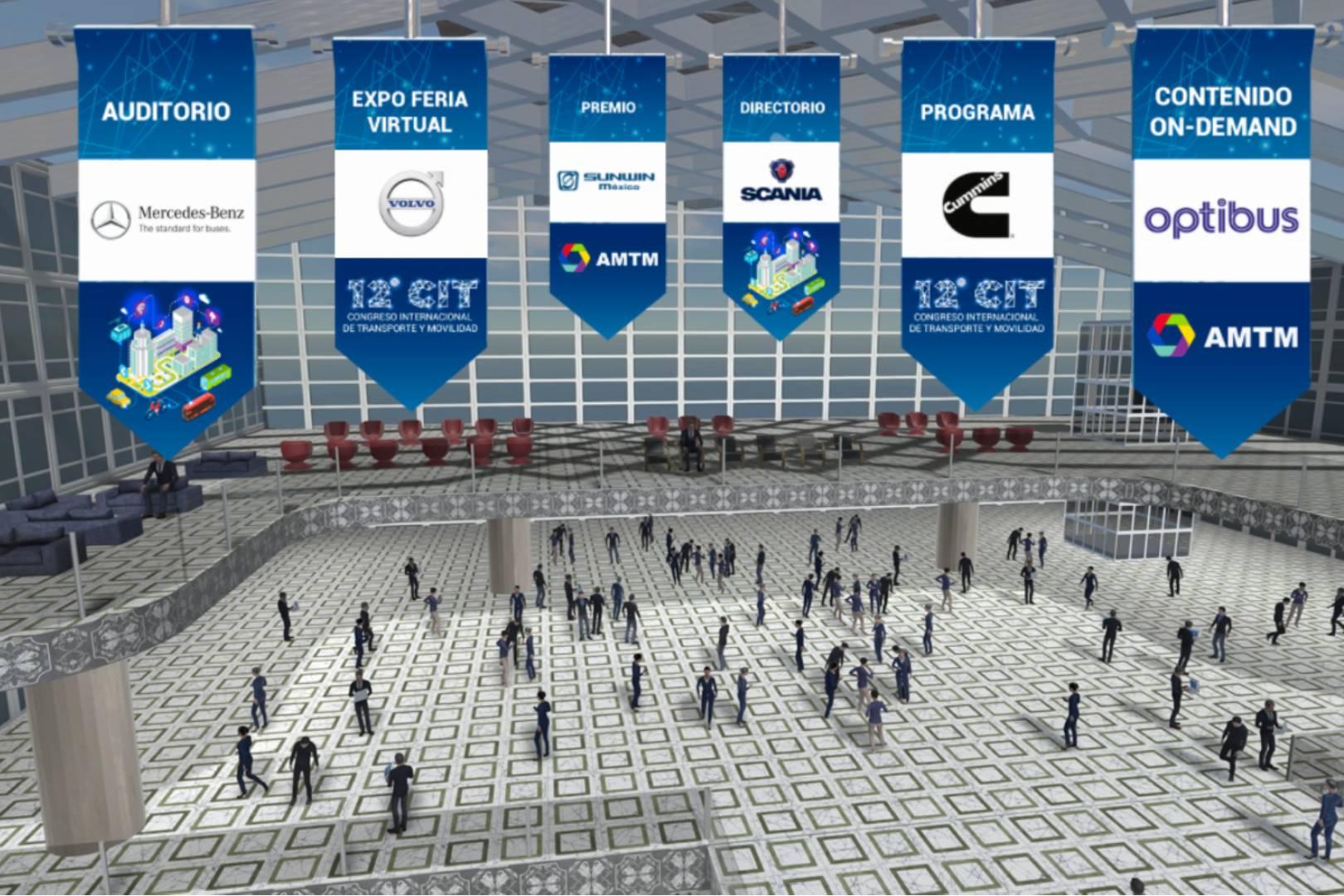 Inauguran el 12º Congreso Internacional del Transporte – movimentistas