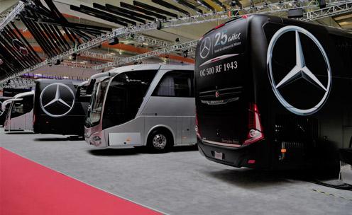 Autobuses Mercedes-Benz